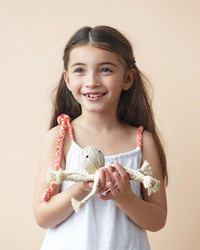 Braided Octopus Doll Craft