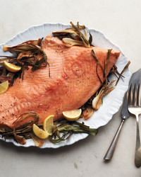 King of Fish: Salmon Recipes
