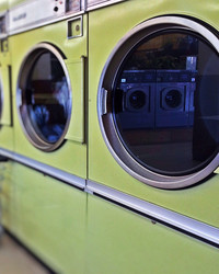 Can You Leave Wet Laundry in the Washer Overnight? Martha Says It's Fine