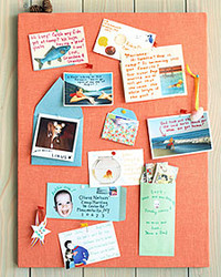 Mail Board