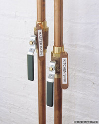 Labeling Pipes