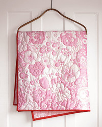 Follow-the-Lines Baby Quilt