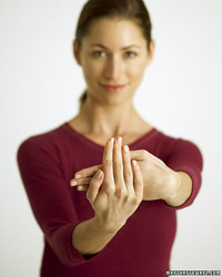 Wrist Stretches