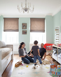 Home Tour: Modern, Family-Friendly New York Apartment