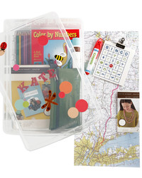 Travel Games and Activities for Kids
