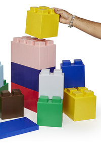 Life-Size Legos: Modular Living Your (Inner) Child Can Really Get Into