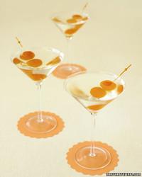 Citrus Fruit Cocktails