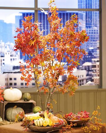 Autumn Branch Centerpiece