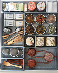 Kitchen Organizing: Make the Most of Drawers