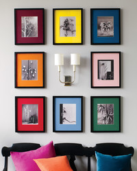 Weekend Project: Create Gallery Walls