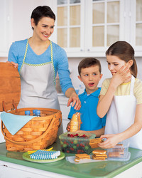 Plan a Picnic Lunch with the Kids