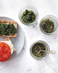 Can I Make Pesto with Different Herbs and Nuts?