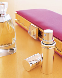 Don't Spill It, Spray It: Perfume Atomizers