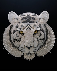 This Crafter is Using Paper Art to Help Save Endangered Species
