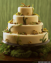 Woodland Cakes: Magical Marzipan Forest