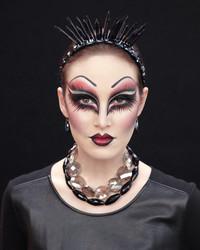 Evil Queen Halloween Makeup