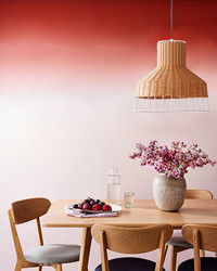 Here's How to Paint an Eye-Catching Ombre Wall