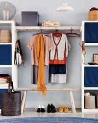 Closet Ideas and Organization