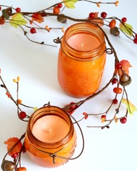 Love Pumpkin Spice? You'll Love These DIY Candles