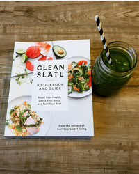 Clean Slate Challenge: Filling Up on Whole Foods