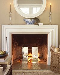 How to Start a Fire and Other Fireplace Basics