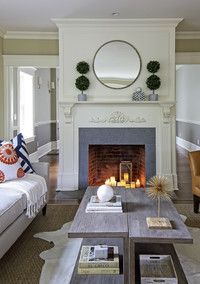 Living Room Design on a Budget: The Art of Mixing the High and Low