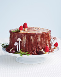 Our New Classic: The Yule-Log Layer Cake