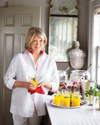 From Martha: Perfect Summer Cocktails for a Crowd