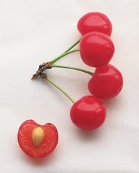 Sour cherries make the best pie