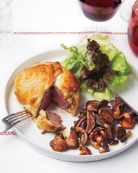 Wee Beef Wellingtons: A Make-Ahead Holiday Entree