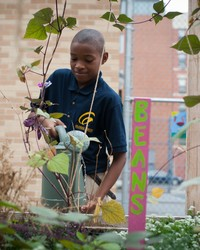 Kids Learn An Important Lesson About Food With Edible Schoolyard