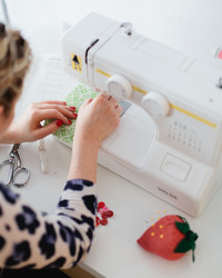 Here's How to Clean, Oil, and Maintain Your Sewing Machine
