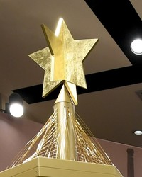 Wow! This $2 Million Christmas Tree is Made of Pure Gold