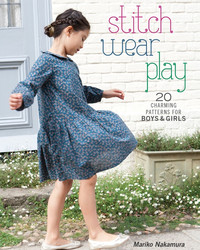 Oh Sew Stylish: 5 Questions About Making Kids' Clothes for Mariko Nakamura