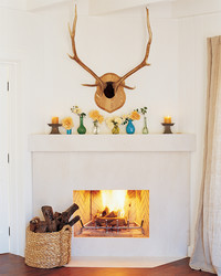 Straight from the Hearth: Beautiful Fireplace Surround Ideas