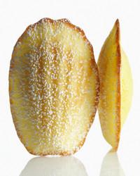 lemon madeleines