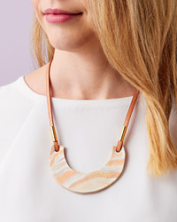 2 Easy-to-Make Clay Necklaces That Mom Will Wear With Pride