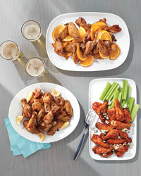 3 Ways to Make Flavor-Packed Chicken Wings in the Oven (Hey, Super Bowl!)
