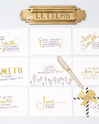Artful Envelopes to Light Up Your Holiday Season