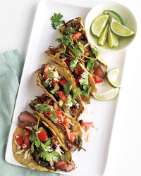 Seared-Steak Fajitas