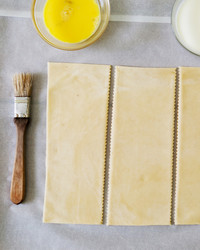 The Finishing Touches: Pie Crust Wash