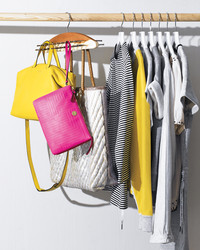 A Surprising Solution for Organizing Purses