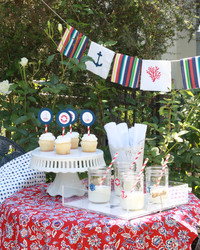 12 Months of Martha: A Nautical Garden Party from A Thoughtful Place