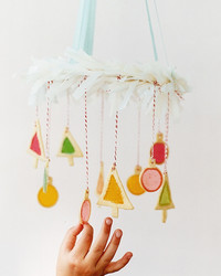 stained glass cookie ornaments