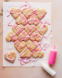 4 Inspired Ways to Decorate Cookies for Valentine's Day