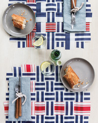 Red, White, and Blue Crafts and Party Decorations