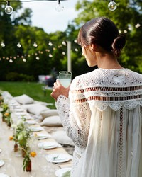 How to Throw a Charming Outdoor Bohemian Bash