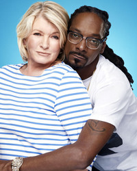What are Martha & Snoop Thankful For? (Hint: They're Going to Be Partying Together a Whole Lot More)