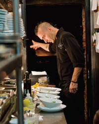 Five Questions for Chef Marc Forgione