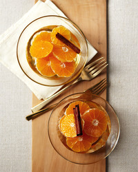 clementine cinnamon syrup